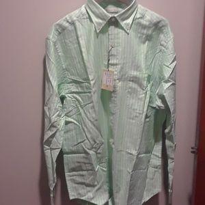 Donald Ross dress shirt